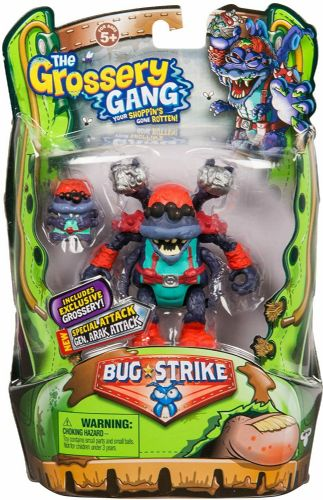 Grossery Gang Bug Strike General Arak Attack
